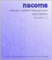 Content Management System nailware/cms